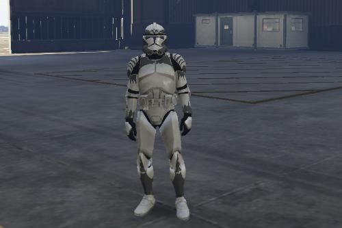 Rezzed Phase II Clonetrooper Pack (2021)