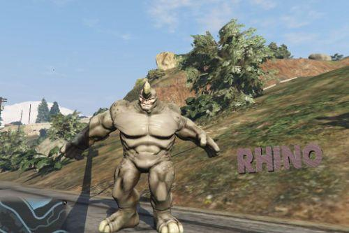 Rhino [Add-On Ped]