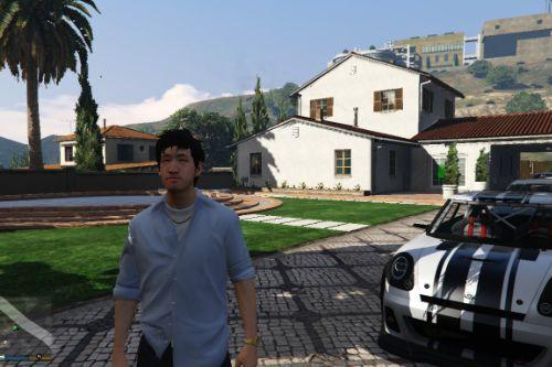 Richman mansion garage (for SPG Reloaded)