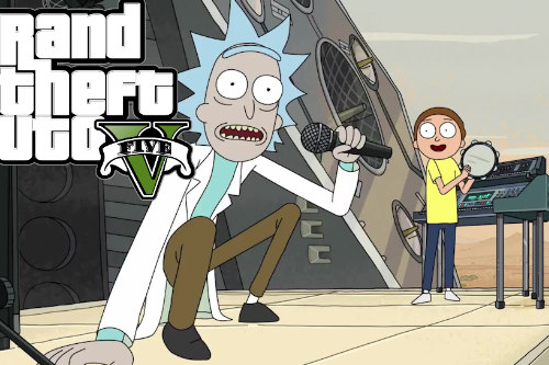Rick & Morty - Get Schwifty Loading Music [BETA]