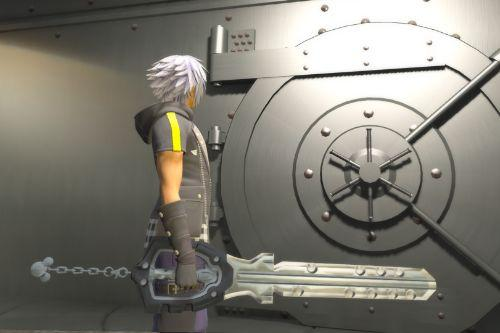 Braveheart (Riku's Keyblade)