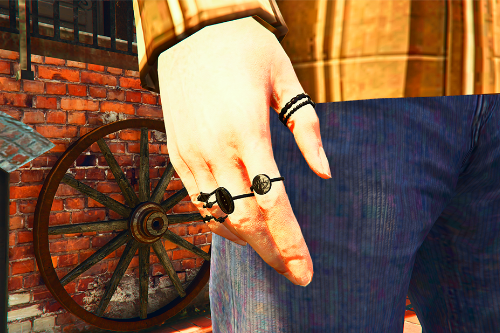 """Ring set """"Nubia Rings"""" for MP Female"""
