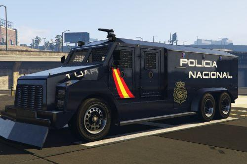 Riot 2 UIP Policia Nacional/CNP of Spain/España[FiveM-Replace]