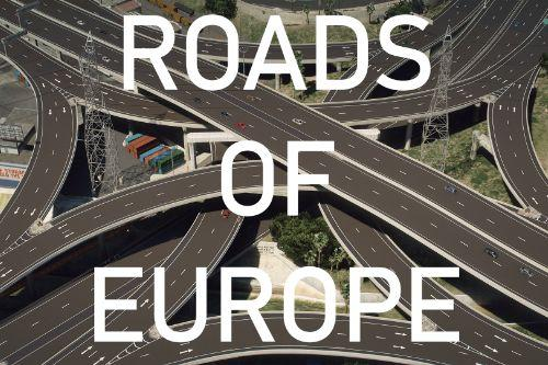Roads of Europe