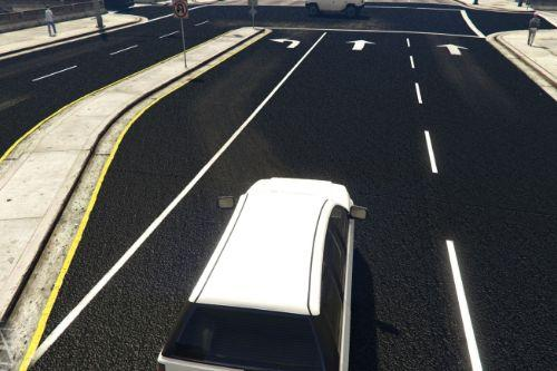 2K Road Textures