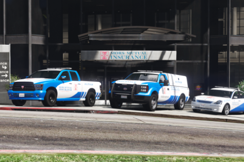 Mors Mutual Roadside Assistance Pack (Bravado Bison, Vapid Sandking, Annis Pinnacle) [Add-On]