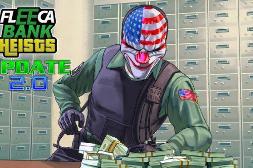 Fleeca Bank Heists