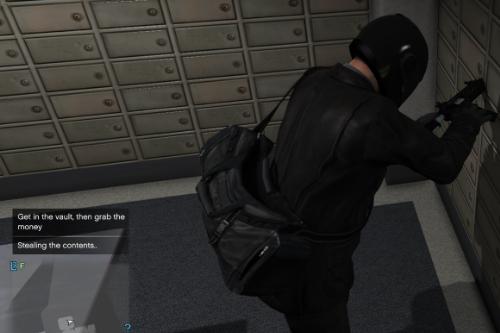 Robbable Bank: Fleeca