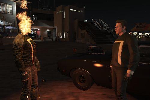 Robbie Reyes Agent Of S.H.I.E.L.D. Jacket