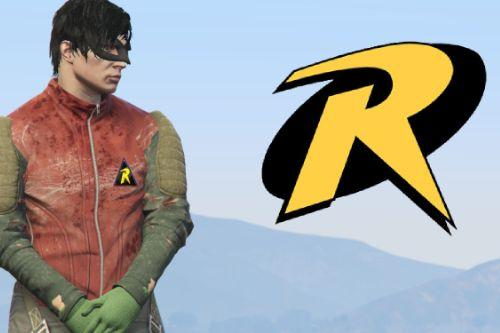 Robin Costume for MP Player