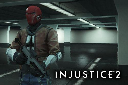 Red Hood (Injustice 2) [Add-On Ped]