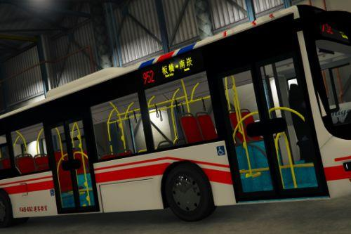 ROC (Taiwan) - Man Lions City A37 首都客運 Capital Bus