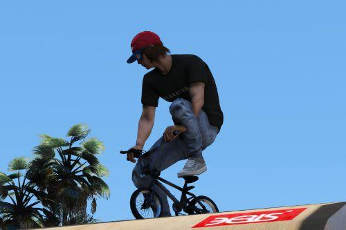 Rocker BMX [Replace / FiveM]