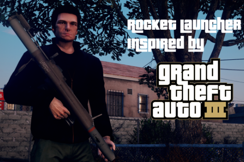 Rocket Launcher Inspired By GTA 3
