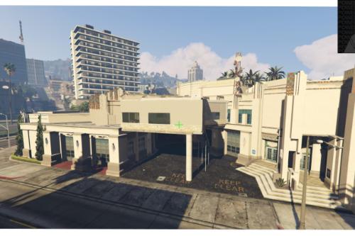 RockFord Fire Station SP/FiveM