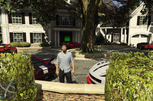 Rockford Hills Mansion Garage (for SPG Reloaded)