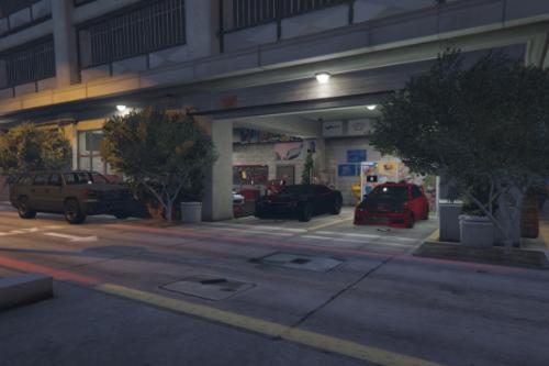Rockford Hills small garage