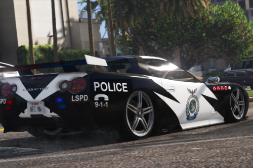 Rockport Police Pack [Add-On | Template | RDE-Style]
