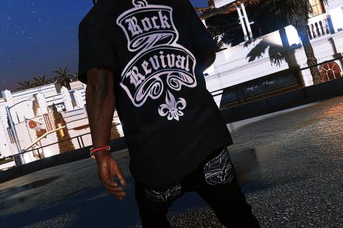 RockRevival Outfit 'FRANKLIN'