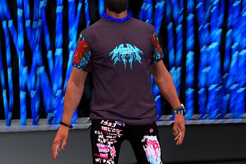 Rockstar Designer T-Shirt MP/SP