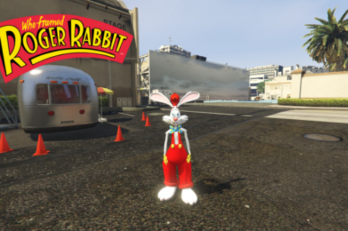 Roger Rabbit [Add-on Ped]