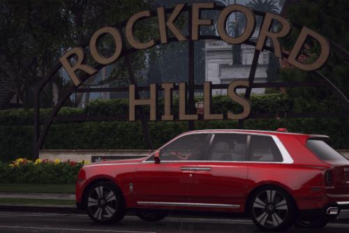 Rolls Royce Cullinan [Add-On / Replace | FiveM | LODs]