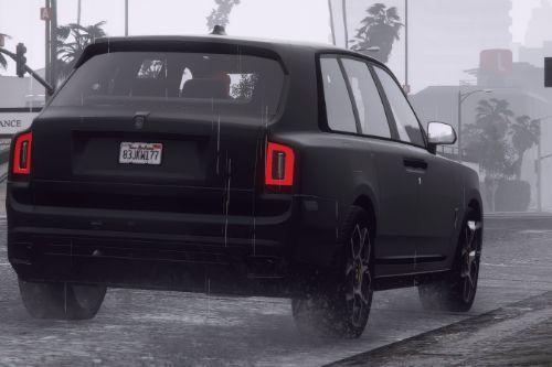 Rolls Royce Cullinan - Black Badge [Meta-files Update]