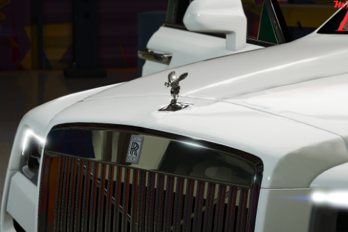 Rolls Royce Cullinan [Replace]