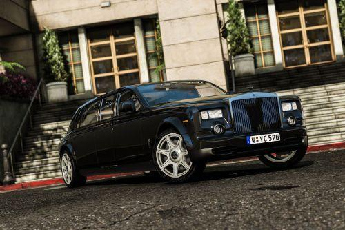 Rolls-Royce Phantom Mutec 2012 [Add-On | Tuning]