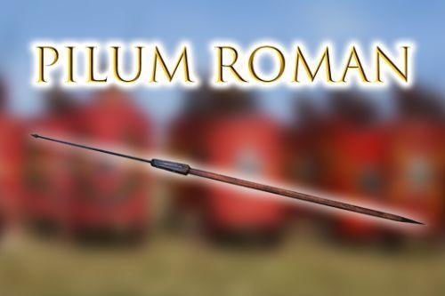 Roman Pilum