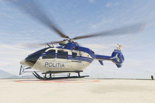 Romanian Police - Helicopter (EC -135)
