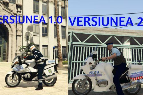 Romanian Police - Motorcycle Pack