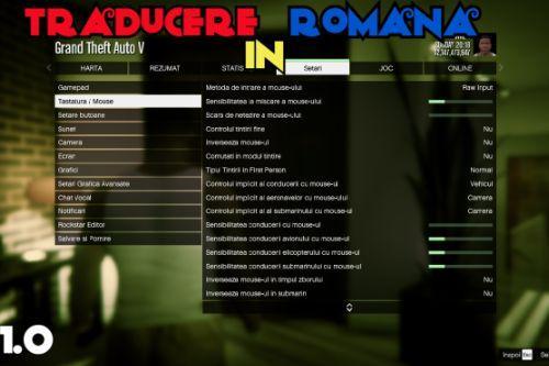Romanian Translation / Traducere in Romana (Menu+Prologue)