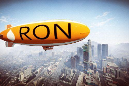 RON Oil Blimp Texture