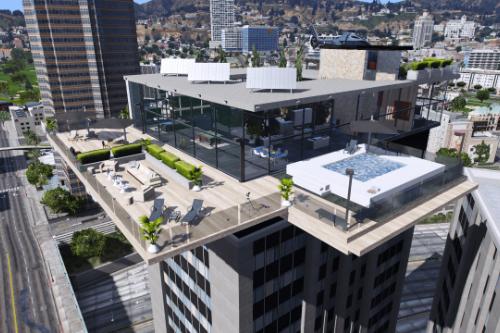 RoofTop 2.0 [Menyoo] [Map Builder]