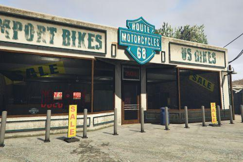 [MLO] Route 68 Bike dealer