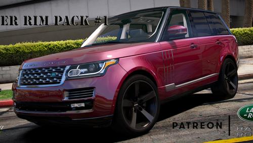 Rover Rim Pack #1