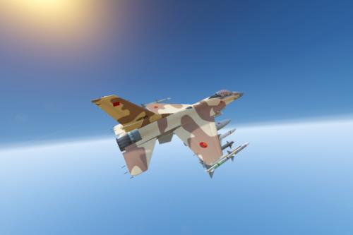 Royal Moroccan Air Force F-16C/D Block 52+