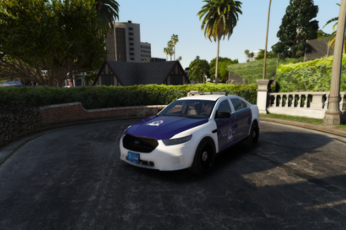 Royal Oman Police 2016 Ford Taurus [REPLACE] [TEMPLATE]