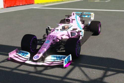RP20 Racing Point Formula One F1 [Add-On | Liveries]
