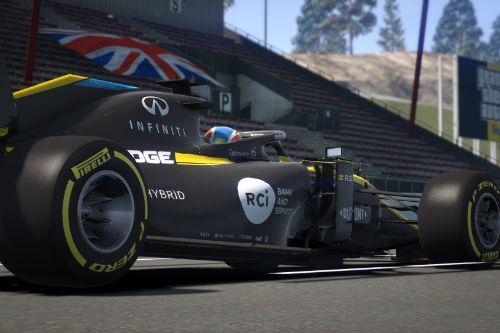 RS20 Renault F1 Formula One [Add-on]