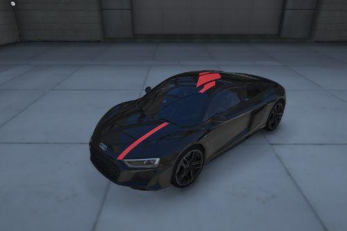 RSMODS Audi R8 RWS Design