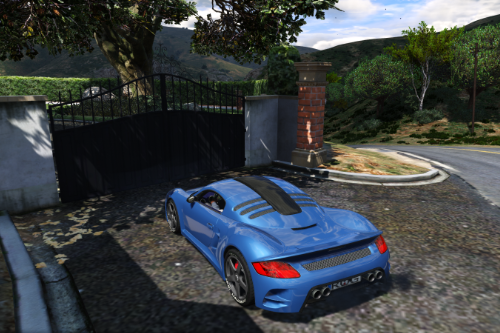 Ruf Ctr3 [Add-On | Tuning | Template]