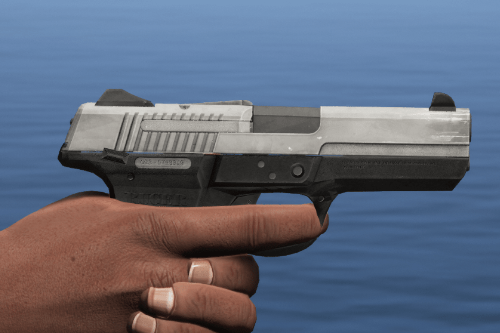 Ruger SR40 [Animated]