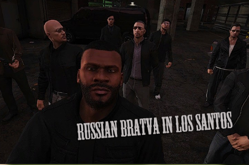 Russian Mafia Outfits | Criminal Vespucci  [Menyoo]