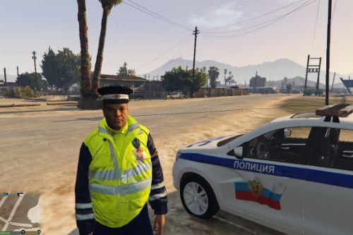 Russian Traffic Cop (Российский офицер ДПС)