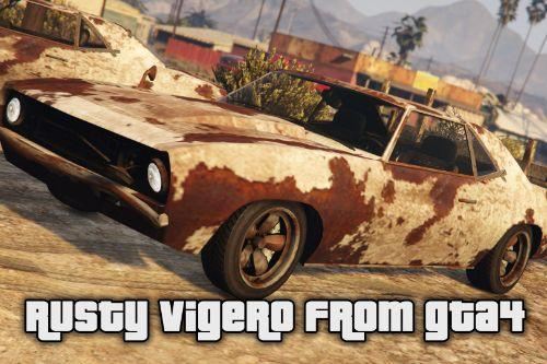 Rusty Vigero from GTA IV (with Livery Support)