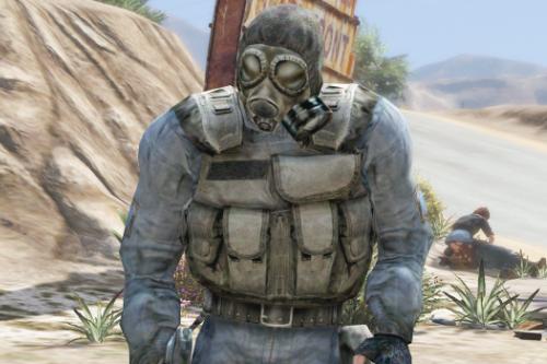 S.T.A.L.K.E.R. - Mercenary [Add-On Ped]