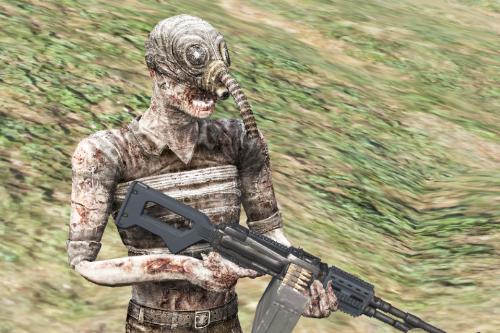 S.T.A.L.K.E.R. Mutant - Snork [Addon-Ped]