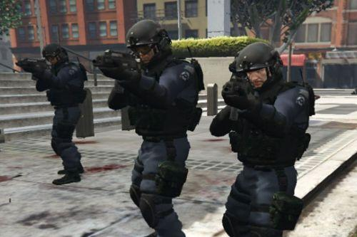 S.W.A.T. - Los Angeles Police Department